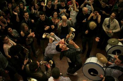 Balkan Trafik Festival (REPORTE)
