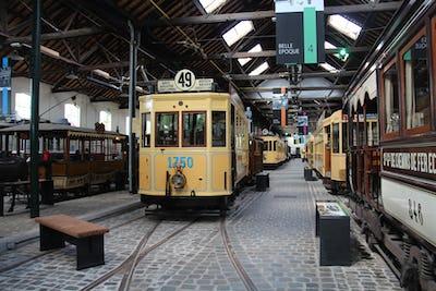 Visite du Musée du Tram + Balade véhicule historique
