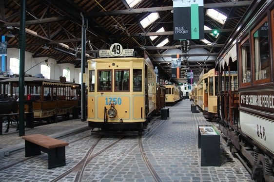 Tram Museum + rit met historisch voertuig