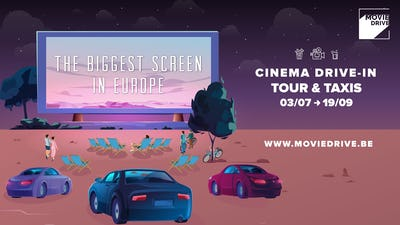 Movie Drive - Tour&Taxis