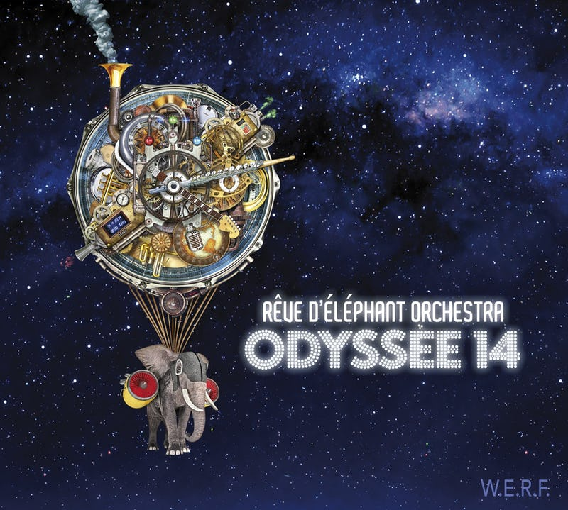 Rêve d'Elephant Orchestra