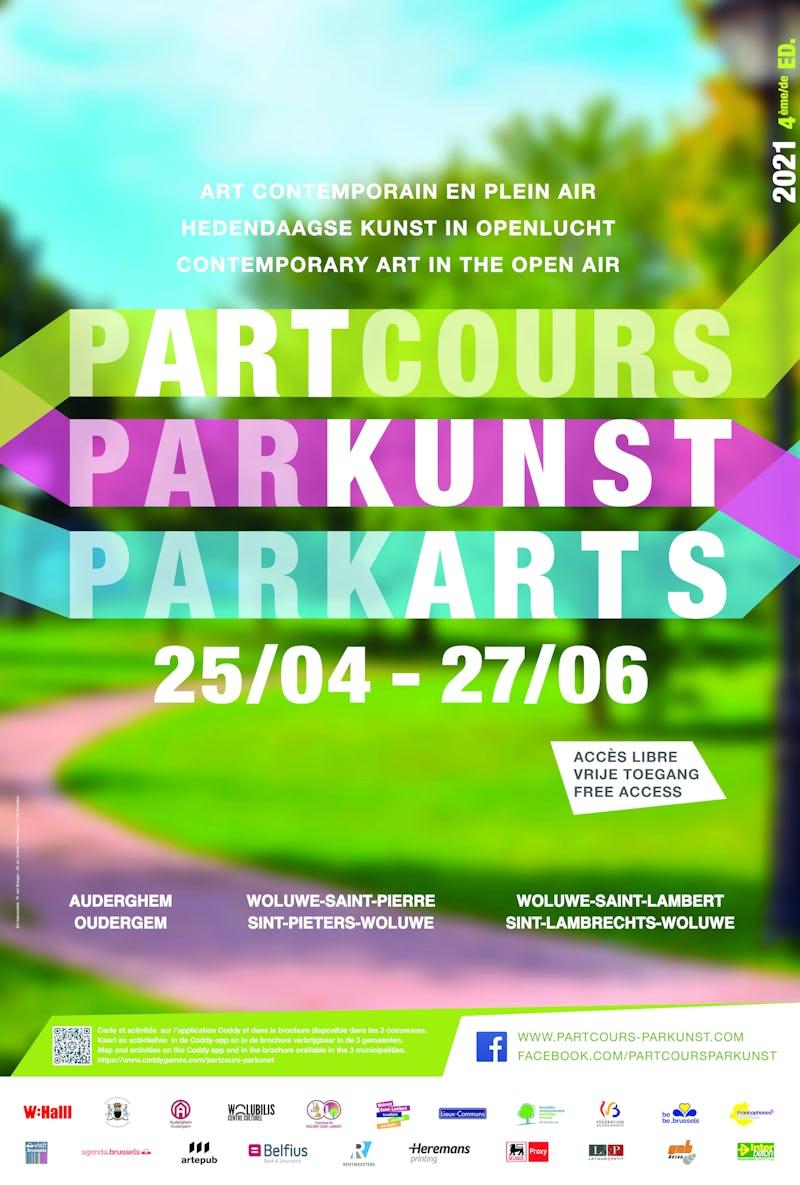 Biennale d'Art contemporain PARTCOURS / PARKUNST en plein air