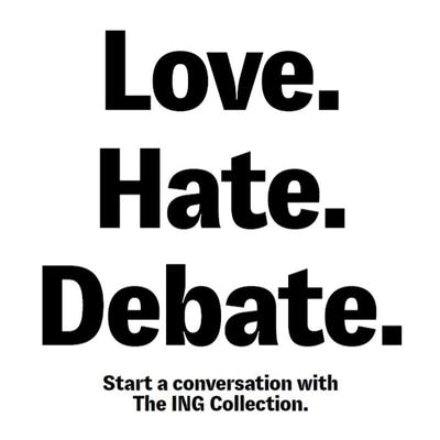 Love. Hate. Debate.