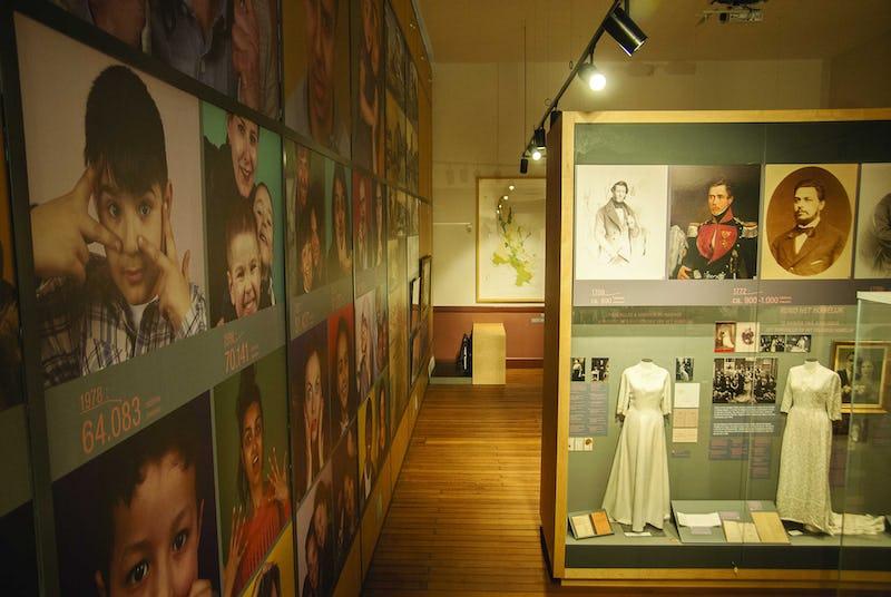 Visite MoMuse: prenez l'air aux musées (c) Anni Van Parys