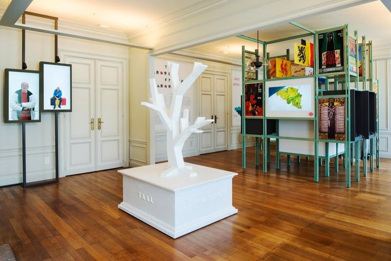 Comprendre la Belgique: exposition permanente du musée BELvue! BELvue/Philippe de Formanoir
