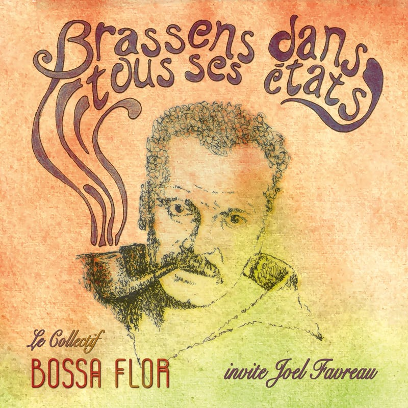 Atomium Musical Moment -  Covers of Georges Brassens with rhythms of samba by Bossa Flor
