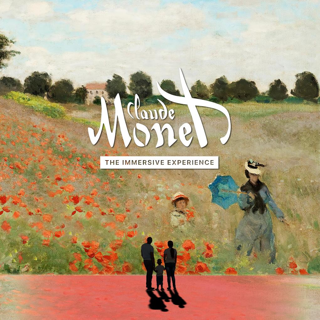 Claude Monet, l'experience immersive