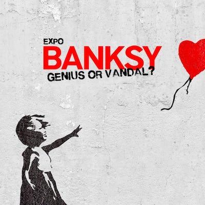 Banksy : Genius or Vandal ?