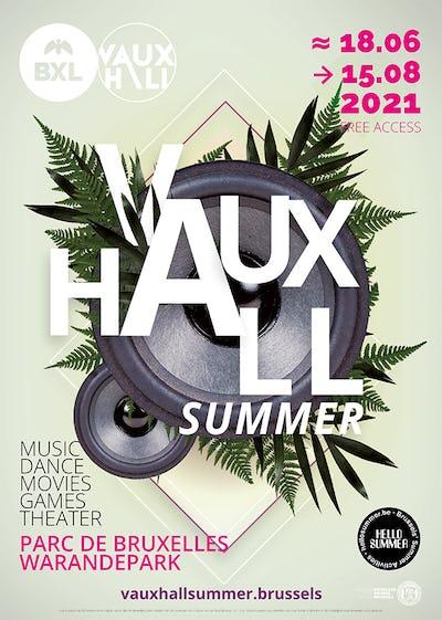 Vaux-Hall Summer | La Chapelle musicale Reine Elisabeth