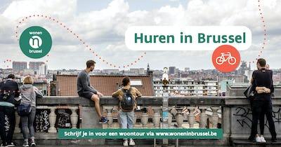 Fietstour: huren in Brussel