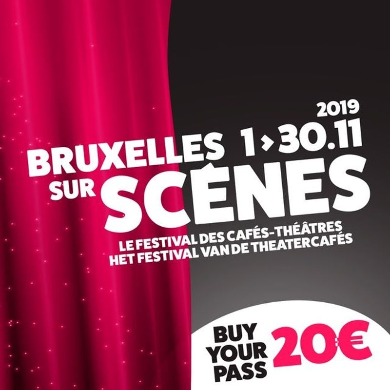 Bruxelles sur scènes 2019