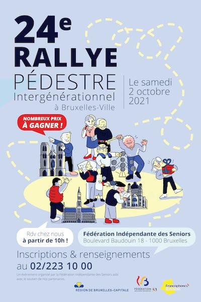 24e Rallye Pédestre Intergénérationnel