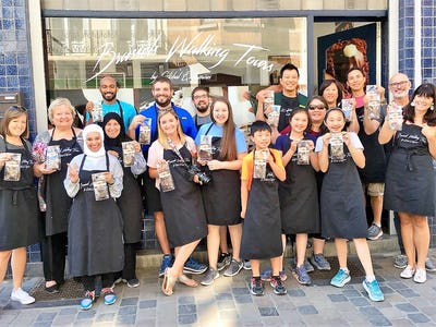Chocolate Walking Tour and Workshop
