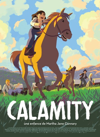 Calamity de Rémi Chayé