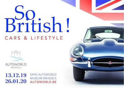 So British ! at Autoworld
