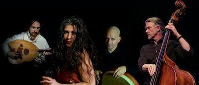 Songs from Persia, Azerbaijan and Turkey: Sanaz & Friends