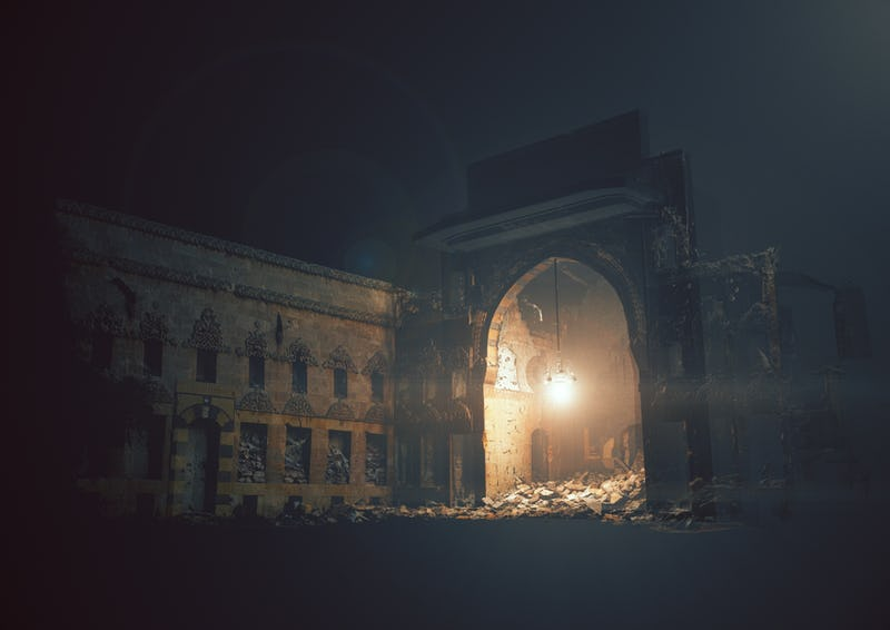 Alep - un voyage au cœur de 5.000 ans d'histoire Iconem