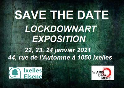 Exposition LockdownArt