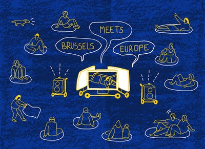 Brussels meets Europe