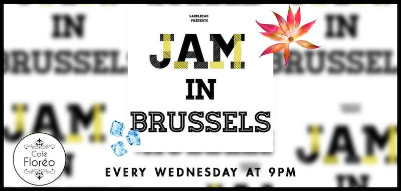 Jam in Brussels Le rendez-vous Jam