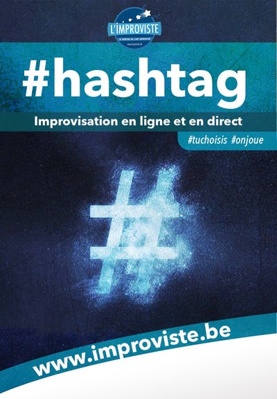 #Hashtag - Live en streaming
