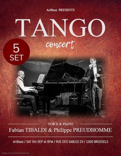Fabian Tibaldi & Philippe Preudhomme: Tango