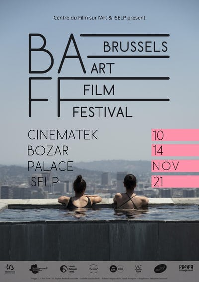 BAFF- Brussels Art Film Festival