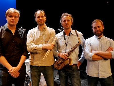 Gaël Horellou/Ari Hoenig Quartet (FR/USA) Hoenig & Horellou