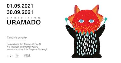 Exposition URAMADO - Le réveil des Tanukis!