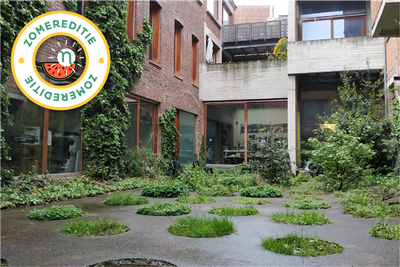 Fietstour 'Cohousing in Brussel'