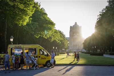 Fietstour: Wonen in Brussel met kinderen