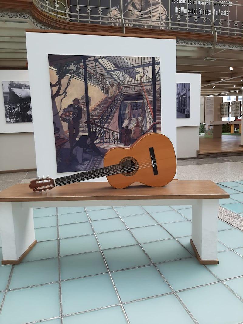 Jeudis en musique du Musée de la BD Rachid Naouli/BCSC