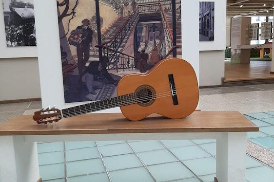 Jeudis en musique du Musée de la BD