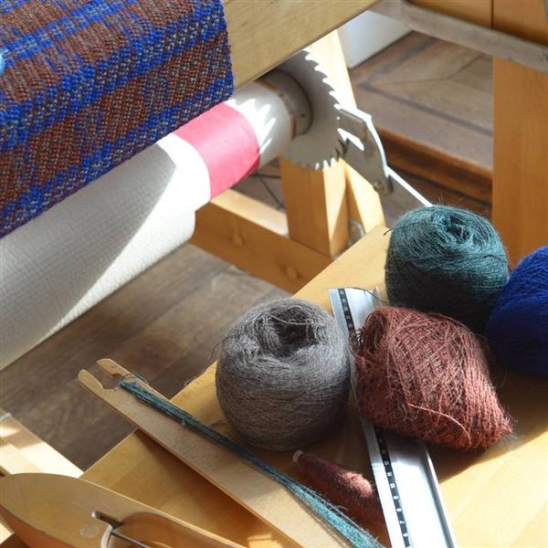Workshop Weven op getouw