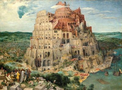 Bruegel et ses Marolles