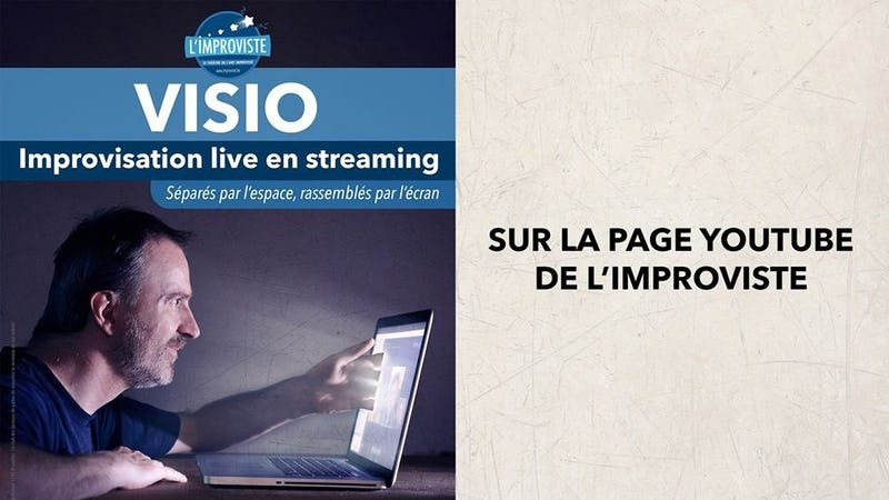"""Visio"" en streaming"