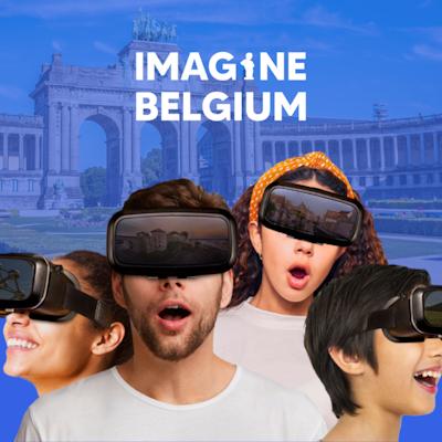 Flybox, découvrez la Belgique grâce à la réalité virtuelle