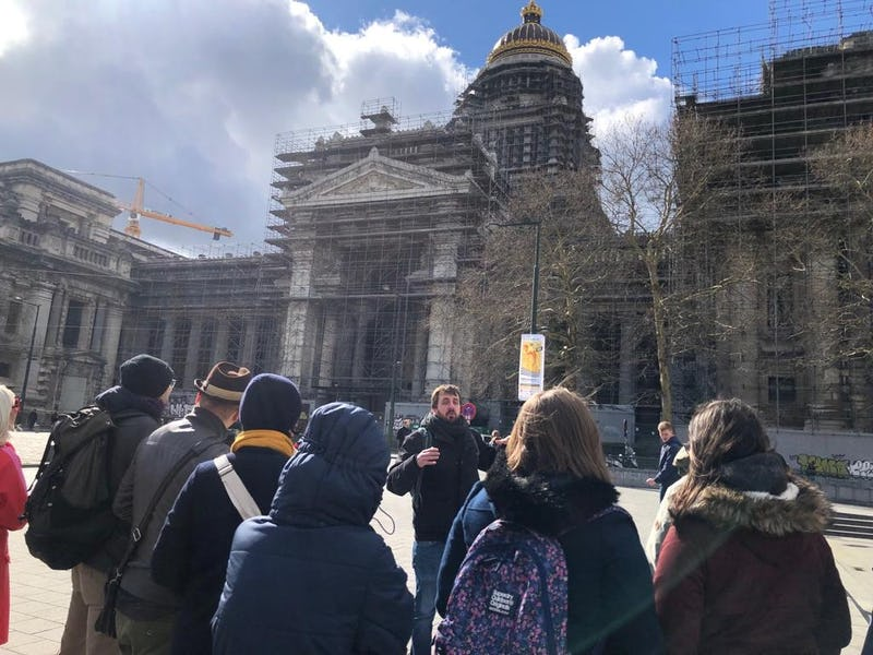 Brusseleirs van gisteren en vandaag
