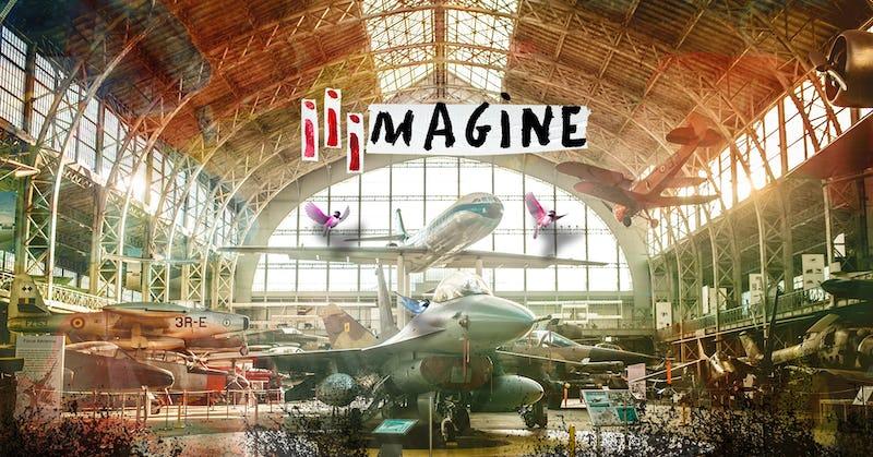 IIIMAGINE: Aviation Hall