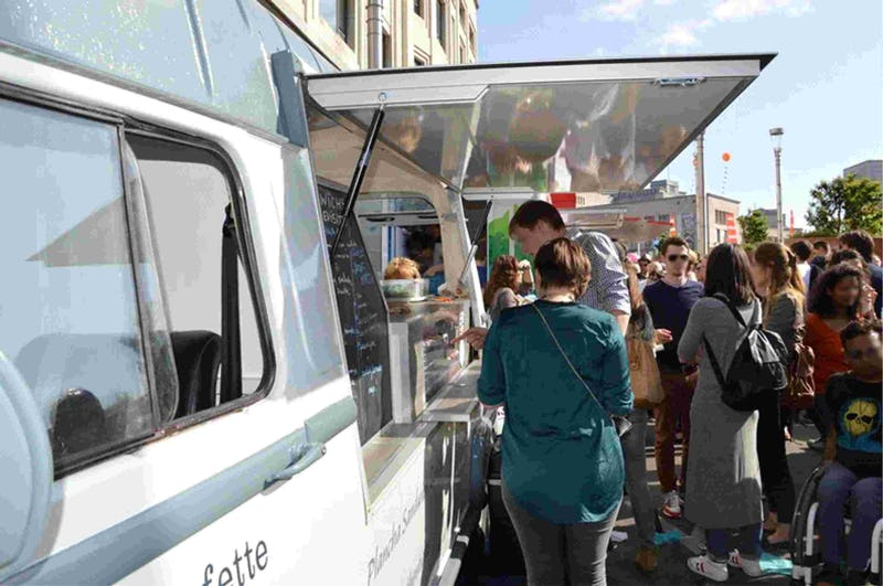 Brussels Food Truck Festival bfta