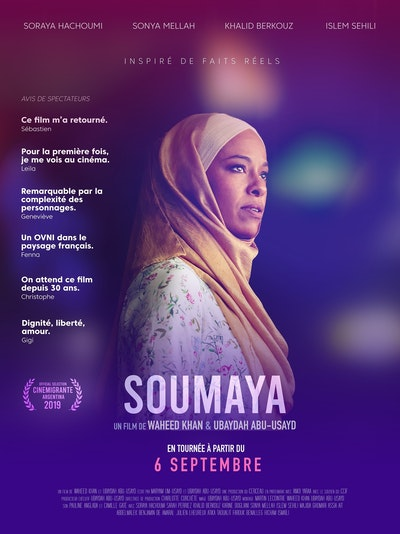 "Projections du film ""Soumaya"""