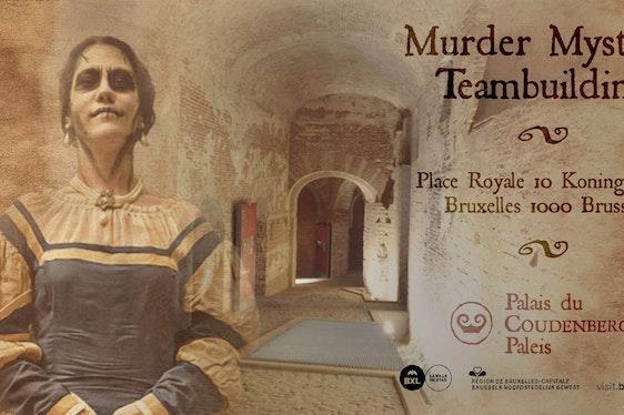Murder Mystery Teambuilding