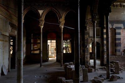 Habitats abandonnés de Beyrouth