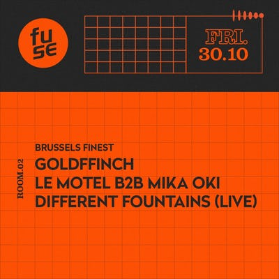 Fuse presents: Brussels Finest