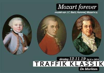 Traffik Klassik - Mozart forever