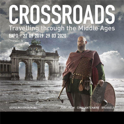 Bezoek aan de tentoonstelling Crossroads