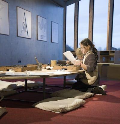 ABC organise 'Studio Brancusi', un atelier pour jeunes et moins jeunes