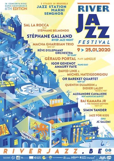 River Jazz Festival