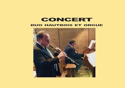 Duo Hautbois et orgue