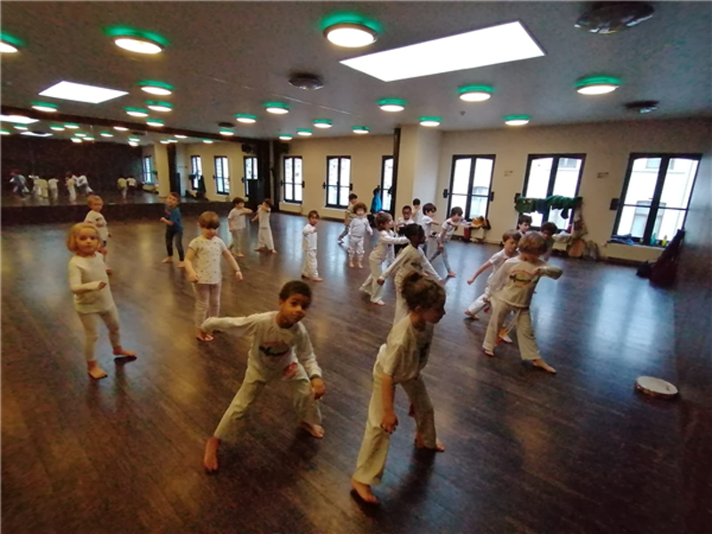 Capoeira 10j-12j